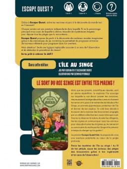 Escape Quest Kids 1: l'Île au singe présentation