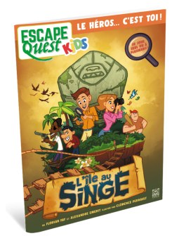 Escape Quest Kids 1: l'Île au singe jeu
