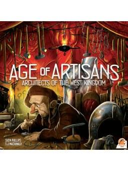 Architectes Du Royaume de L'Ouest : Extension L'Age des Artisans jeu