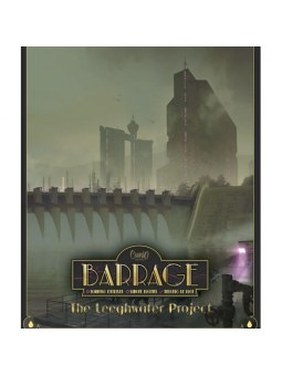 Barrage - Extension Le Projet Leeghwater jeu