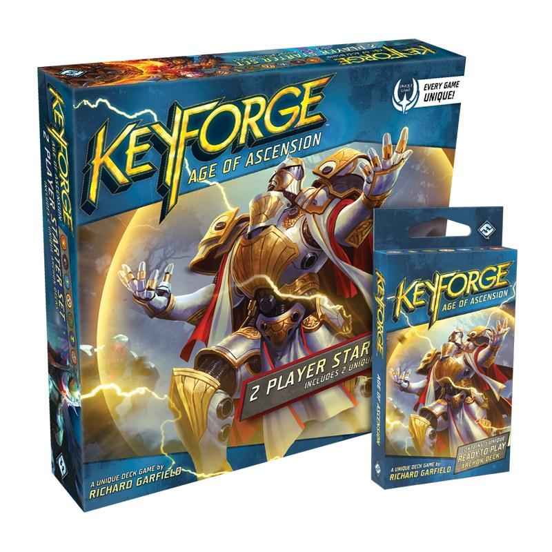 RDV KeyForge du Jeudi