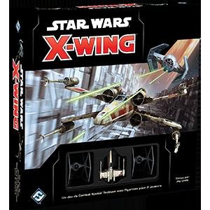 Tournoi X-Wing - 30/11/19