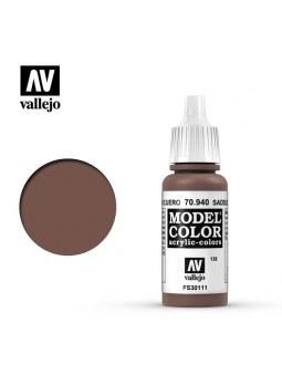 Vallejo: Model Color Saddle Brown (17ml)