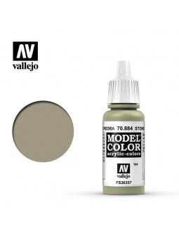 Vallejo: Model Color Stone Grey (17ml)
