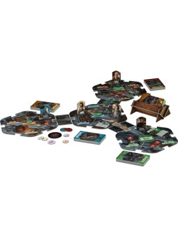 Horreur a Arkrham : 3 Edition plateau