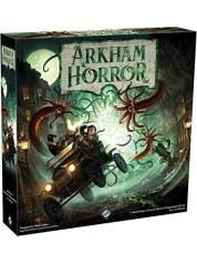 Horreur a Arkrham : 3 Edition jeu