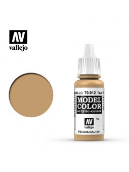 Vallejo: Model Color Tan Yellow (17ml)