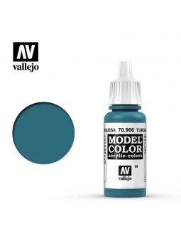 Vallejo: Model Color Turquoise (17ml)