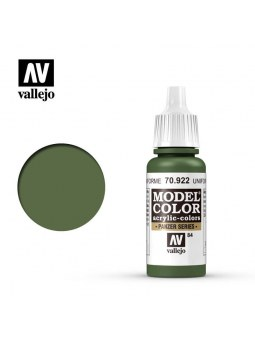 Vallejo: Model Color Uniform Green (17ml)