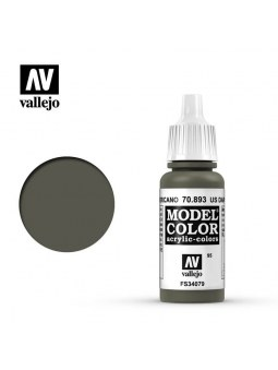 Vallejo: Model Color US Dark Green (17ml)