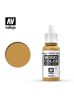 Vallejo: Model Color Yellow Ochre (17ml)