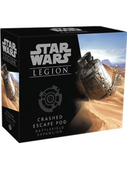 Star Wars Legion: Crashed Escape Pod jeu