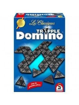 Les Classiques - Tripple Domino jeu