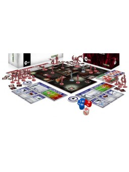 Resident Evil 2: The Board Game plateau
