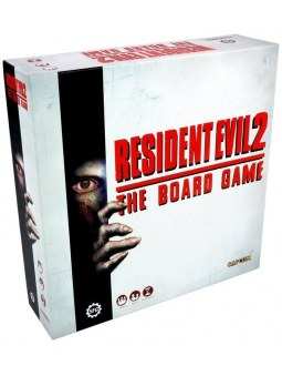 Resident Evil 2: The Board Game jeu