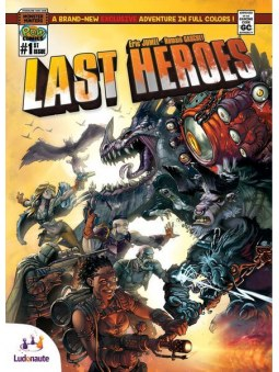 Last Heroes jeu