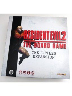 Resident Evil 2: Expansion - B-Files jeu