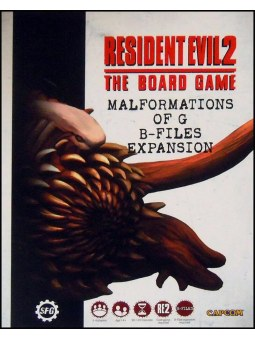 Resident Evil 2: Expansion - Malformations of G - B-Files jeu