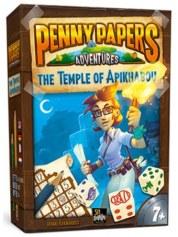 Penny Papers Adventures: Le Temple d'Apikhabou jeu