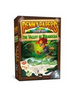 Penny Papers Adventures: La Vallée de Wiraqocha jeu