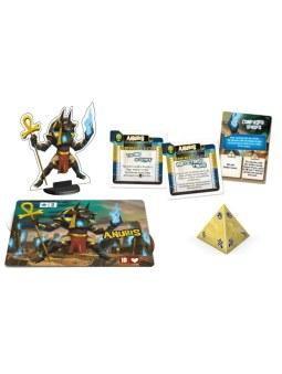 King Of Tokyo - Monster Pack: Anubis contenu