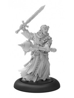 Mercenary Morrowan Battle Priest Order Of Illumination