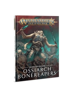 Age of Sigmar: Battletome - Ossiarch Bonereapers