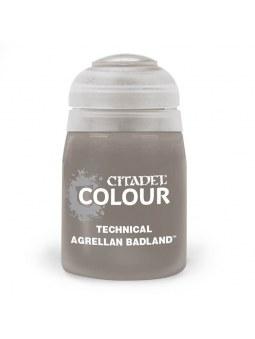 Citadel Technical: Agrellan Badland