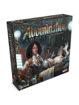 Abomination: The Heir Of Frankenstein jeu