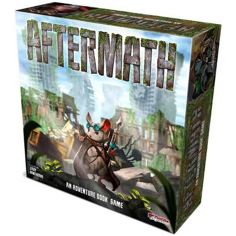 Aftermath: An Adventure Book Game jeu