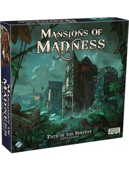 Mansions Of Madness: Path Of The Serpent jeu