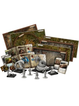 Mansions Of Madness: Path Of The Serpent contenu