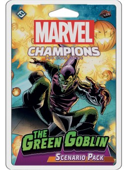 Marvel Champions the Card Game: The Green Goblin Scenario jeu