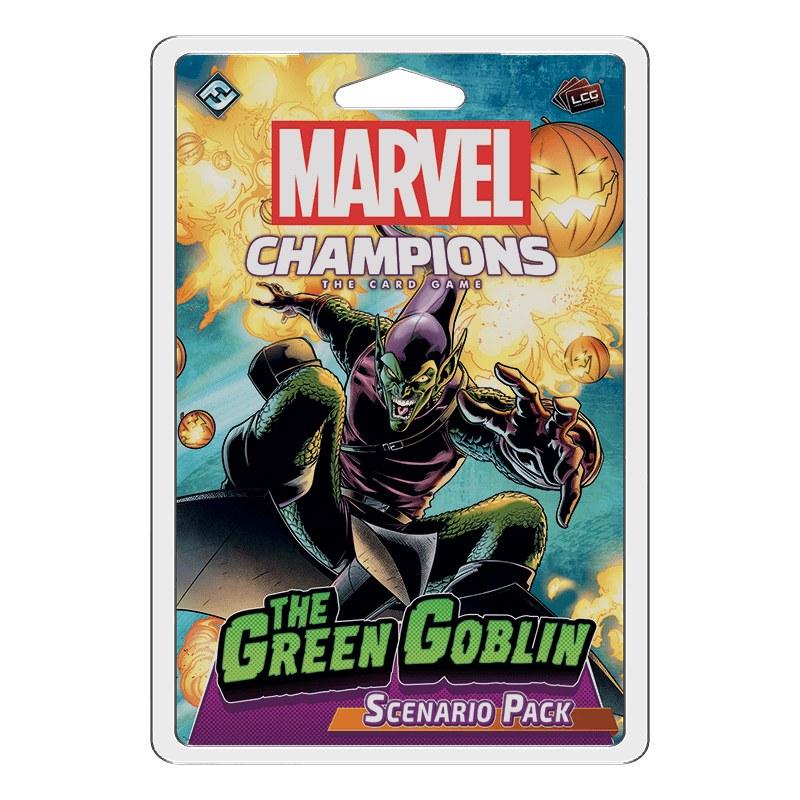 Marvel Champions the Card Game: The Green Goblin Scenario jeu