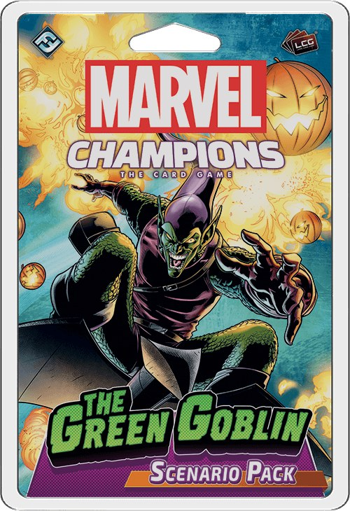 Marvel Champions the Card Game: The Green Goblin Scenario