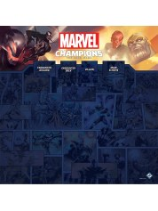 Marvel Champions The Card Game: 1-4 Player Game Mat jeu