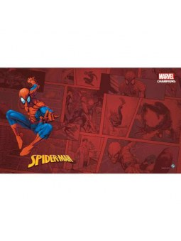 Marvel Champions the Card Game: Spider-man Game Mat jeu