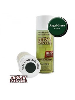 Colour Primer: Angel Green Spray