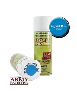 Colour Primer: Crystal Blue Spray