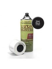 Colour Primer: Matte Black Spray