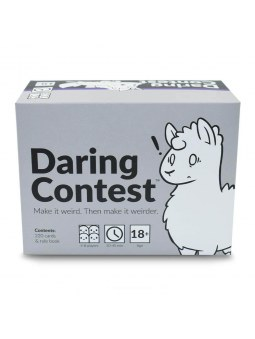 Daring Contest: NSFW jeu