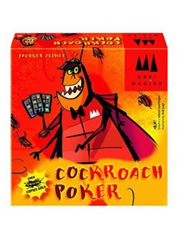 Cockroach Poker jeu