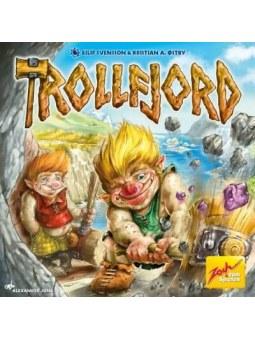 Trollfjord jeu