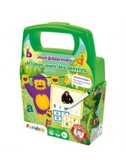 Jouer & Apprendre - Je Joue Avec Les Lettres jeu