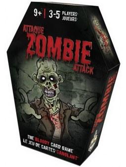 Attaque Zombie jeu