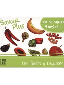 7 Familles Fruits Et Légumes jeu