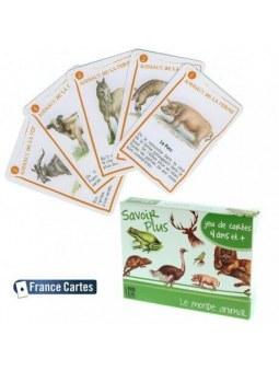 7 Familles Le Monde Animal jeu