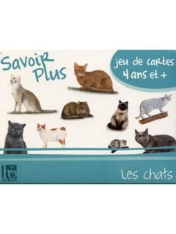 7 Familles Les Chats jeu