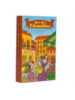 7 Familles Les Commercants Du Quartier jeu