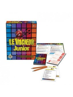 Le Tricheur Junior jeu